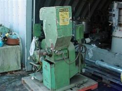 Image ACME PLASTICS MACHINES Plastic Grinder, 3 HP 323463