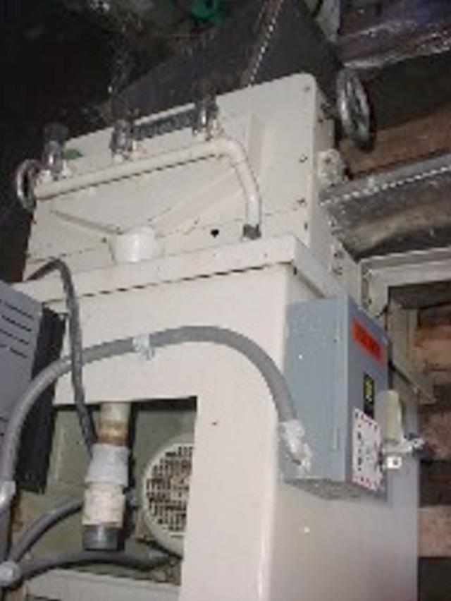 BUHLER 3-Roll Mill 5.5in x 8in