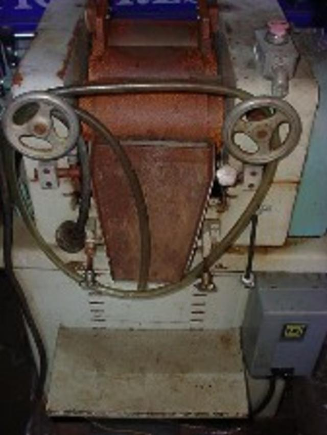 "BUHLER 3-Roll Mill, 5.5"" x 8"""