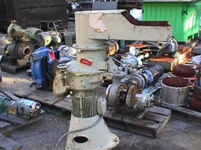 Image ALPINE Cutting Grinding Mill, 7.5 HP 323485