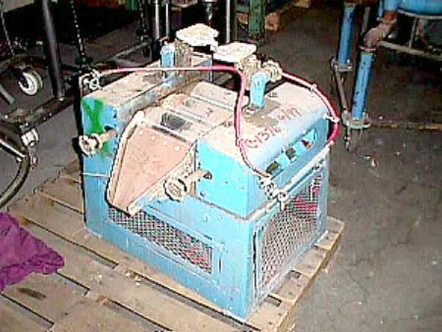 "GLOBAL PROCESS EQUIPMENT 3-Roll Mill, 4"" x 8"""