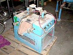 "103015 - GLOBAL PROCESS EQUIPMENT 3-Roll Mill, 4"" x 8"""