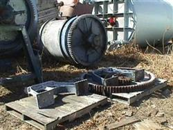 """Image Steel Jacketed Ball Mill, 4 FT x 56"""" 323494"""