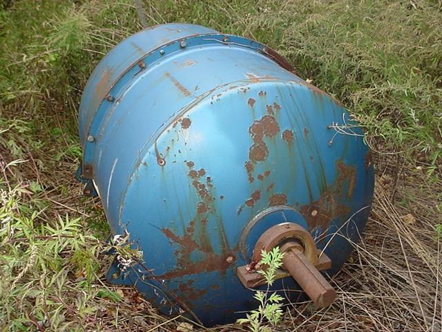 Image NORTON Ceramic Pebble Mill, 210 Gallon 1319932