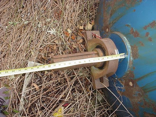 Image NORTON Ceramic Pebble Mill, 210 Gallon 1319933