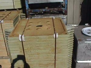 Image 75 CF NETZSCH Filter Press - 1200 mm 323538