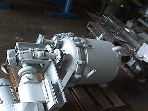 30 Gal PFAUDLER S/S Reactor