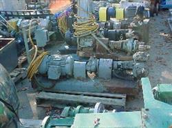 "Image VIKING Model K124 Gear Pump, 2"" x 3"" 323554"