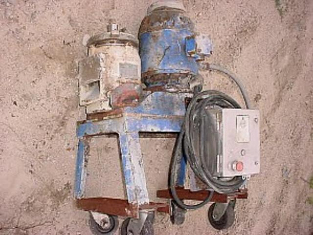 PREMIER MILL Colloid Mill, 5 HP