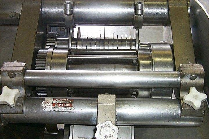 Image URSCHEL Model H-A Dicer/Slicer 323591