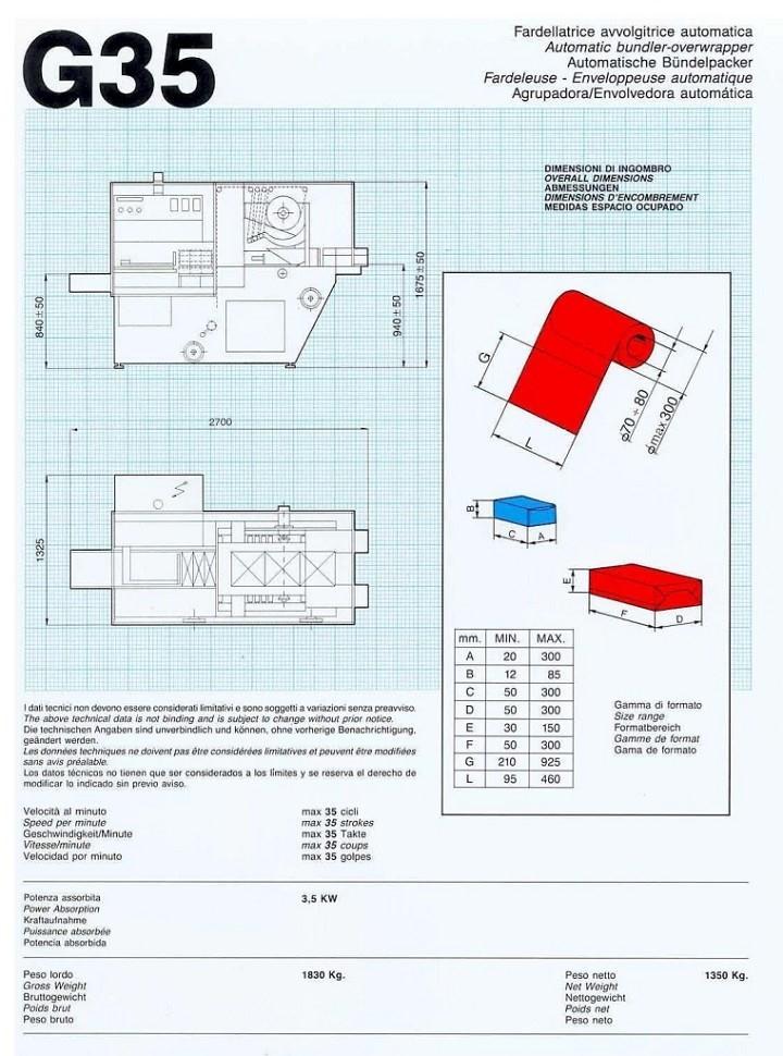 Image CAM G35 Bundler 323605