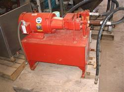 Image 7.5 HP HYDRAQUIP Oil Gear Pump w/ Tank 323674