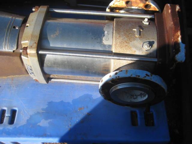 """Image GRUNDFOS Vertical Multistage Pump, 4"""" x 4"""" 899540"""