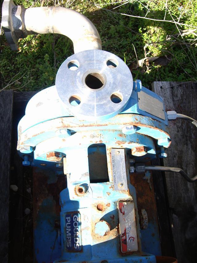 Image GOULDS STX Pump 403446