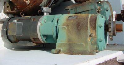 Image 2.45 HP RELIANCE Master Speed Reducer Drive 323889