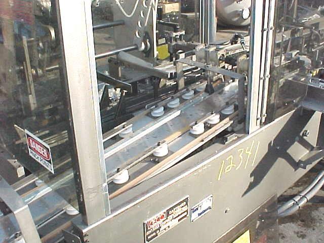 Image CECO Fully Auto Tray Erector/Loader 323919