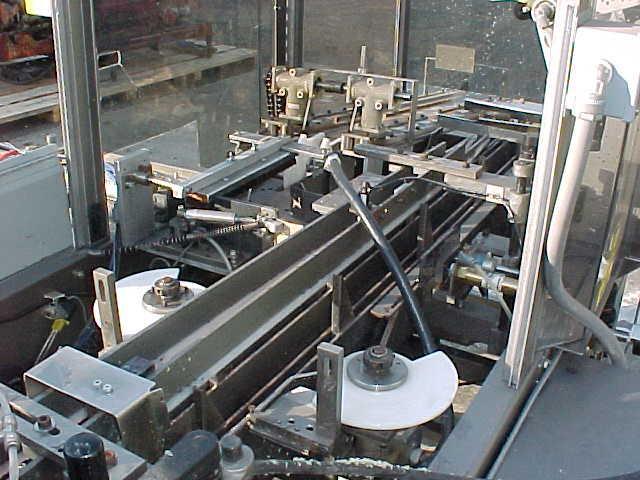 Image CECO Fully Auto Tray Erector/Loader 323920