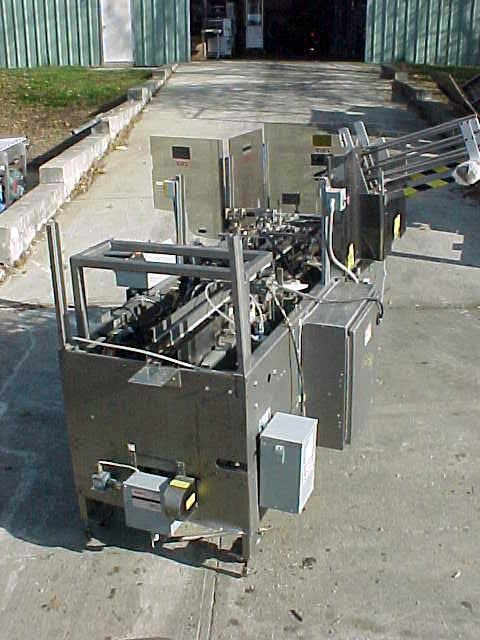 Image CECO Fully Auto Tray Erector/Loader 323921