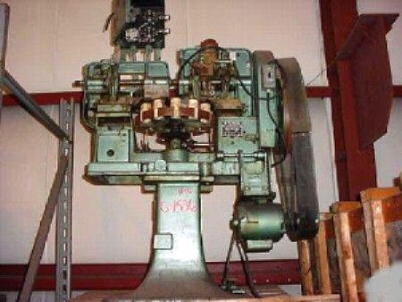 STOKES Model 79D80A Tube Filler