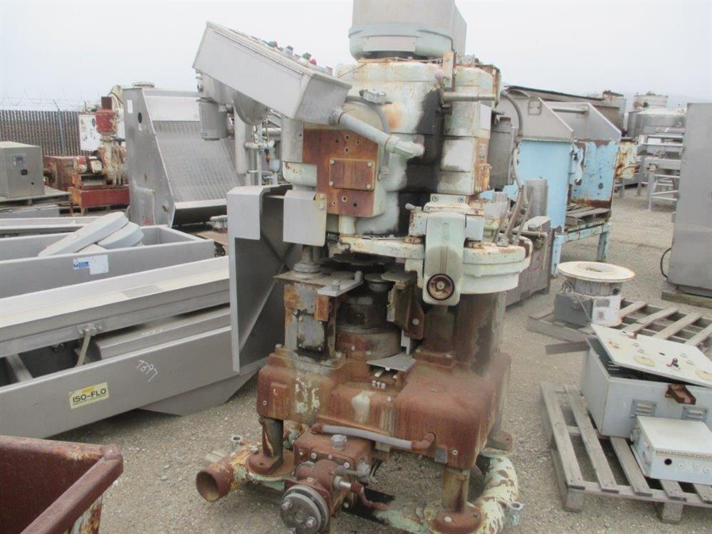 Image ANGELUS 61H Steam Flow Can Seamer 843034
