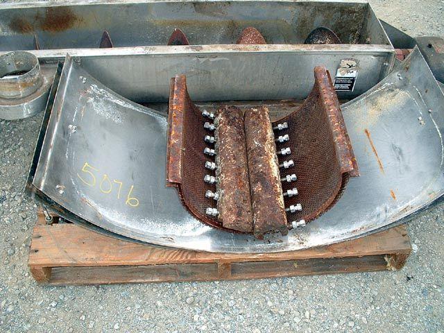 Image RIETZ Vertical Hammer Mill 324160