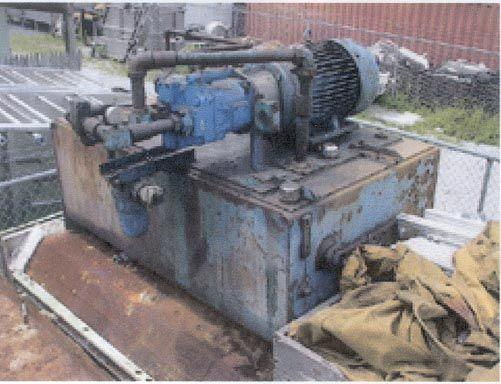 Image 40 HP Hydraulic Pump 324205
