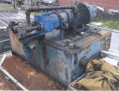 Image 40 HP Hydraulic Pump 324206