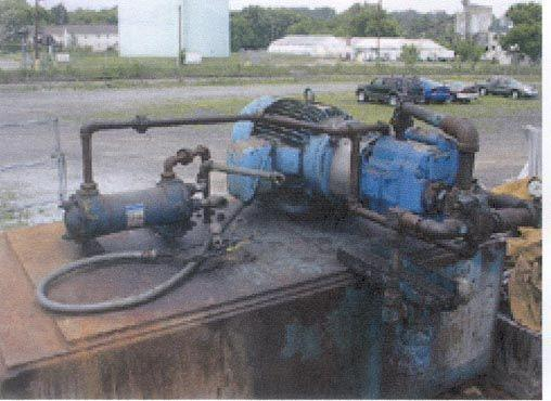40 Hp Hydraulic Pump 103662 For Sale Used