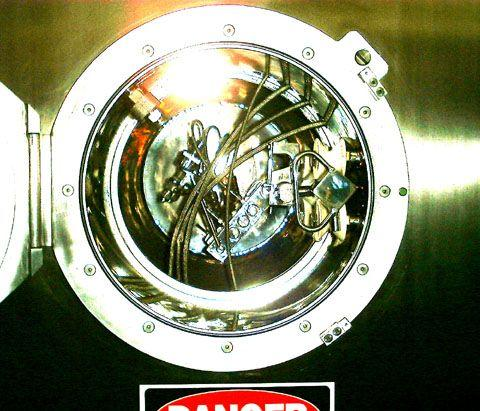 """Image GLATT Model PC-1000 48"""" Coater 324284"""
