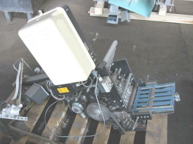GUK Type RS21/760 Leaflet Inserter