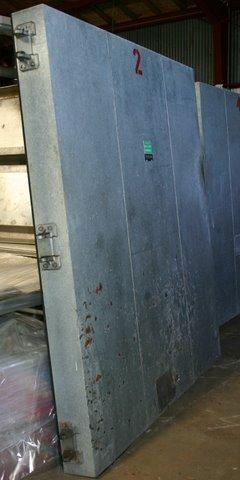 Image BUTCHER BOY Freezer Doors, Walk-in Doors 324295
