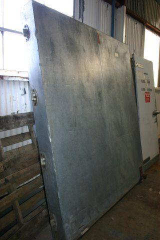 Used Walk In Coolers For Sale >> BUTCHER BOY Freezer Doors, - 103709 For Sale Used