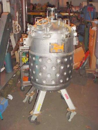 Image 60 Gallon ROBEN 316 Stainless Steel Reactor 852341