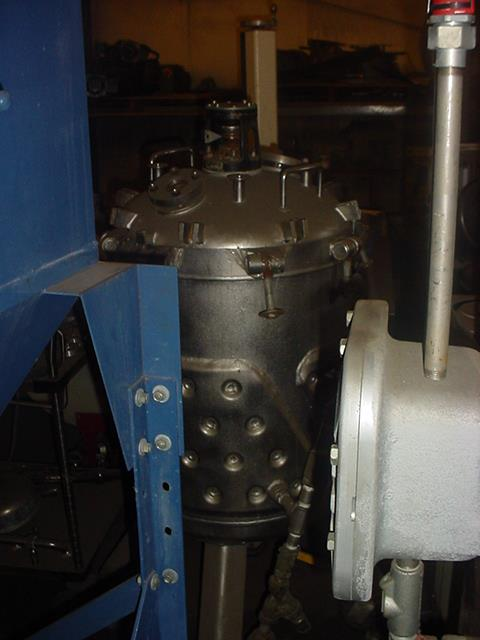 Image 60 Gallon ROBEN 316 Stainless Steel Reactor 852425