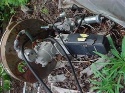 Image GRACO 208-666 Viscount Drum Pump Mixer - 20 GPH 844636
