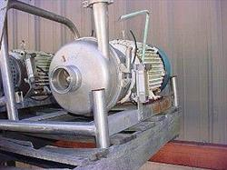 """Image APV Sanitary Stainless Steel Centrifugal Pump, 3"""" x 2"""" 313 gpm 324337"""