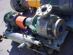 "Image R S CORCORAN Titanium Centrifugal Pump, 4"" x 3"" 324342"