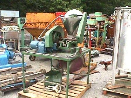 F. JAHN & CO. Auger Filler, S/S, 1/4 HP