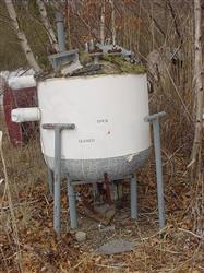 Image 100 Gallon Carbon Steel Reactor 1478682