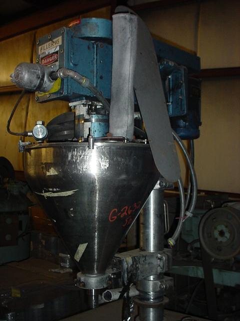 Image MATEER 33-A Auger Filler, 1 HP 324391