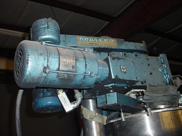 Image MATEER 33-A Auger Filler, 1 HP 324394