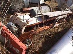 "Image 10"" x 12 Ft TAUNTON ENGINEERING Screw Conveyor 324396"