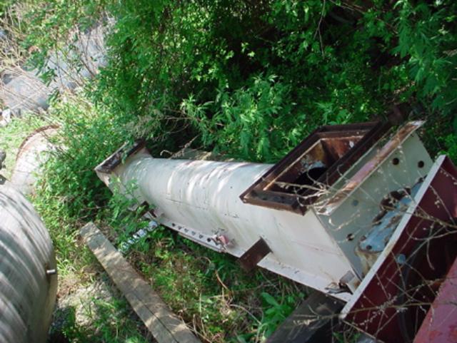 "Image 10"" x 12 Ft TAUNTON ENGINEERING Screw Conveyor 324397"
