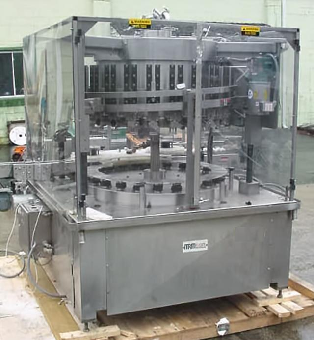 MRM 24 Head Rotary Piston Filler RPF-24