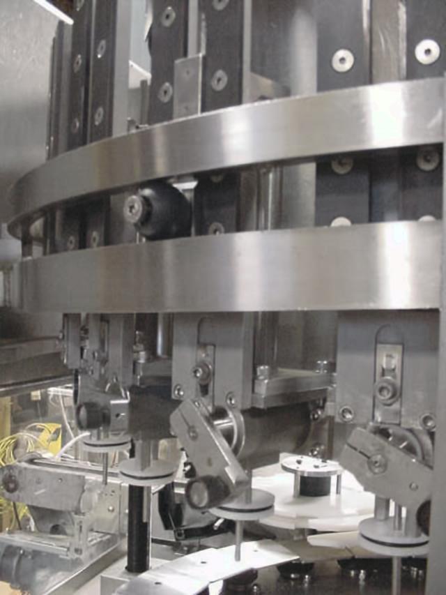 Image MRM 24 Head Rotary Piston Filler RPF-24 324433