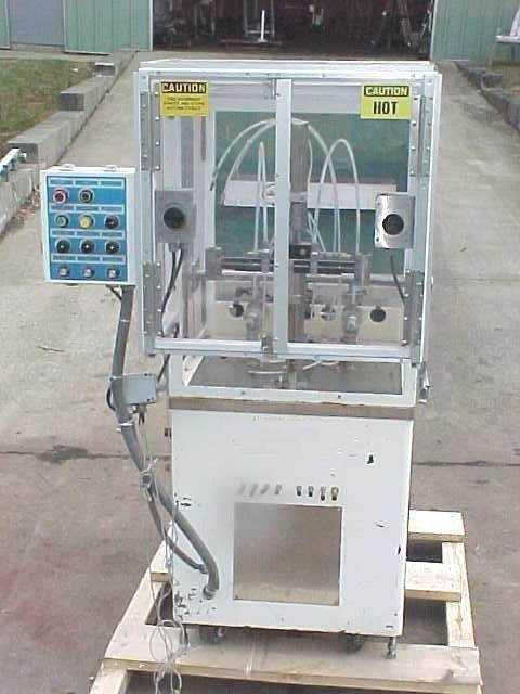 FILAMATIC 2-Pump Automatic Filler