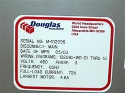 Image DOUGLAS MW7-HB4-24 Shrink Overwrapper 324452