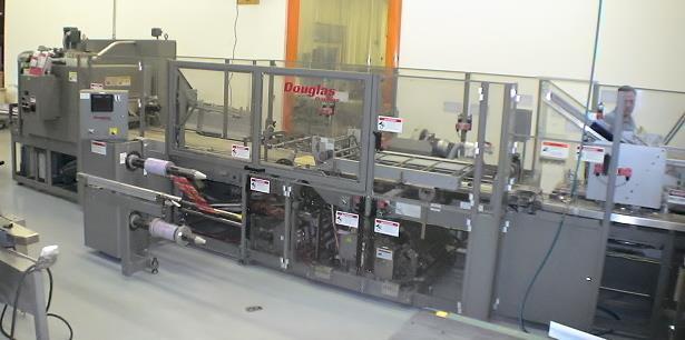 Image DOUGLAS MW7-HB4-24 Shrink Overwrapper 885050