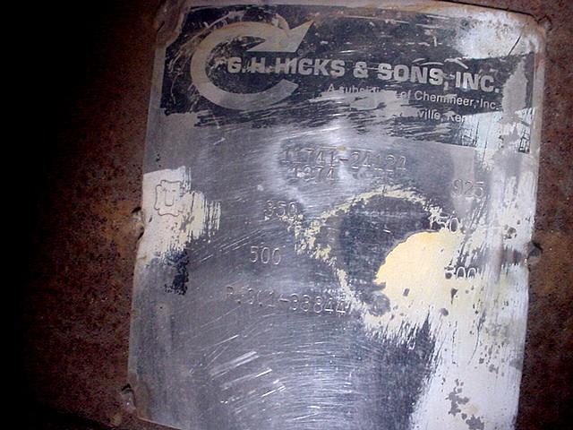 Image 5 Gal CHEMINEER 316 Stainless Steel Shell Reactor, 350 psi 548704