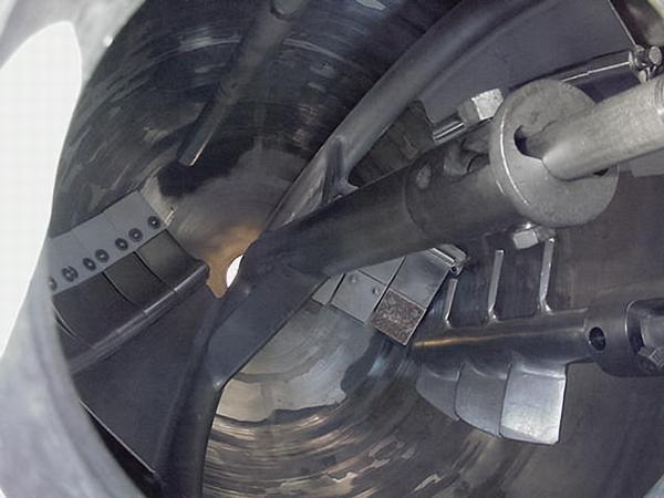 "Image 20 Gallon GROEN  ""Twin Agitator"" 316 SS Reactor 324556"